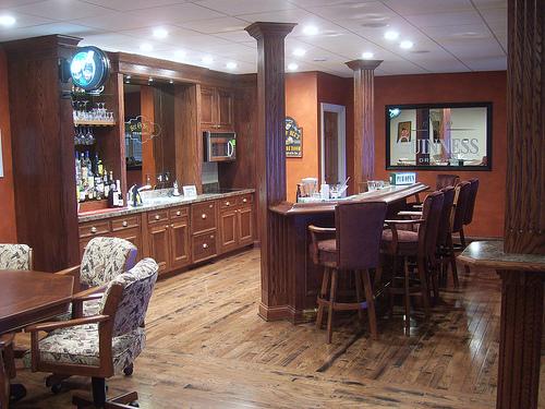 pavers decks fences custom basement bars tile sports rooms custom
